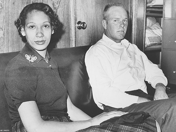 Mildred and Richard Loving