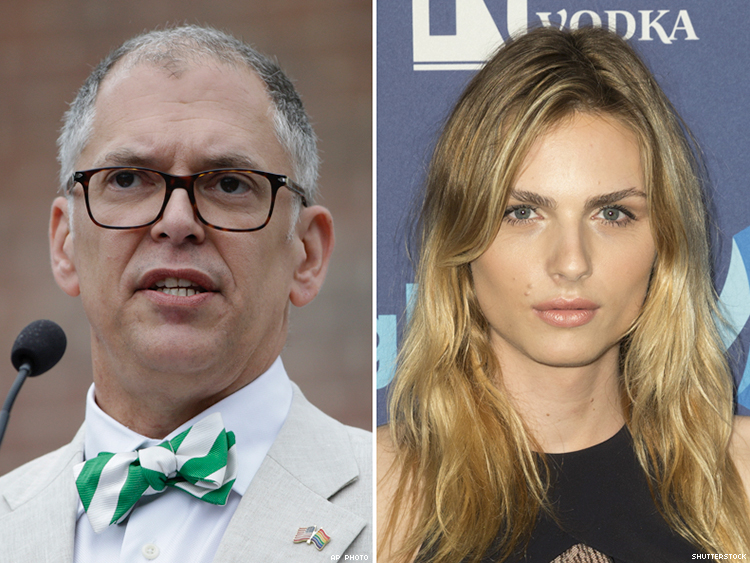 Jim Obergefell and Andreja Pejic on Trans People in the LGBT Community