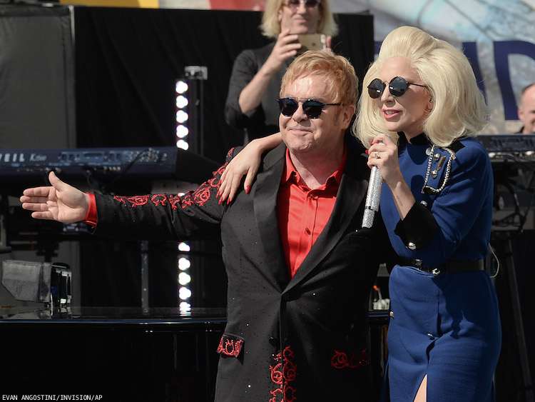 Thousands Flocked to WeHo for Free Elton John Concert