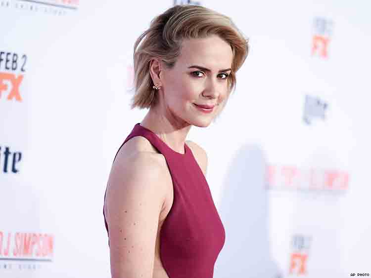 Holland Taylor Sarah Paulson >> Why Out Actress Sarah Paulson Doesn't Want to Be Labeled ...