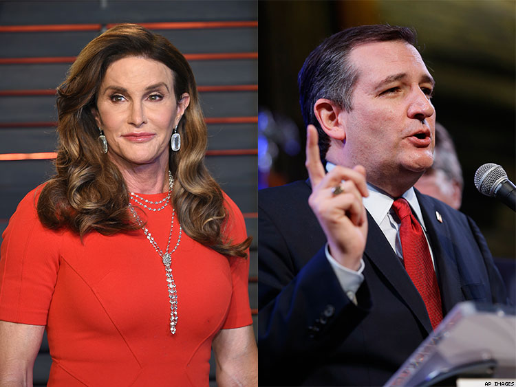 Jenner and Cruz