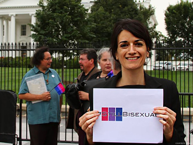 Bisexual support groups london