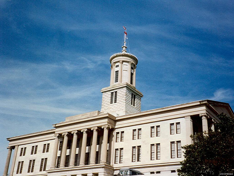 Tennessee resurrects 39 bathroom bill 39 targeting trans - Which states have bathroom bills ...