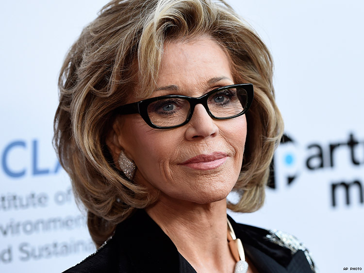 Jane Fonda To Lgbt Youth You Are Not Alone