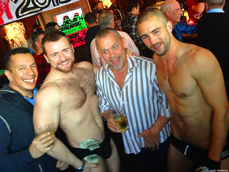 from Franco chi chi gay bar new york