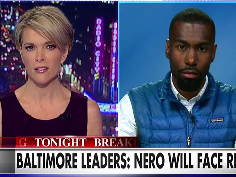 Megyn Kelly and Deray Mckesson