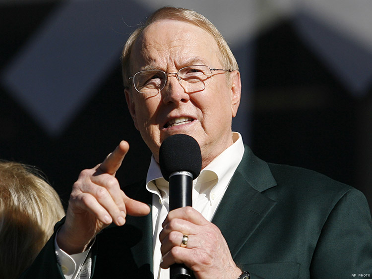 James dobson homosexuality and christianity