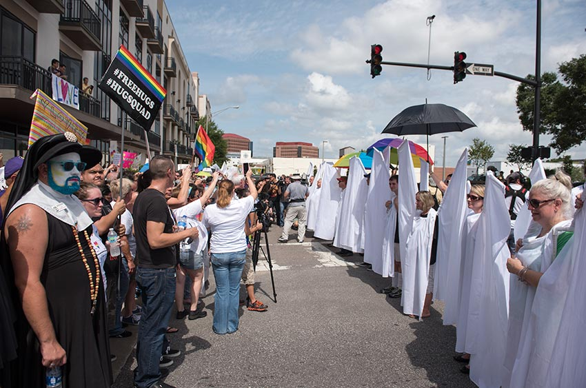 angels block westboro from protesting orlando victims