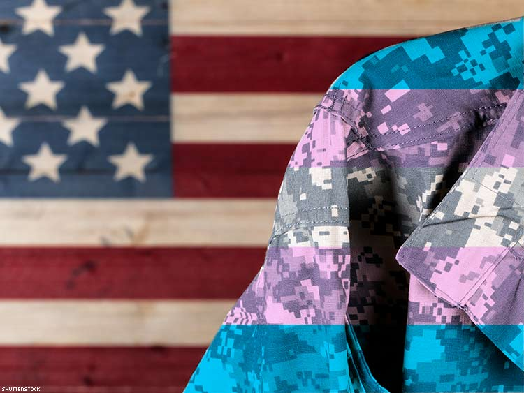Pentagon Does Right By Trans People