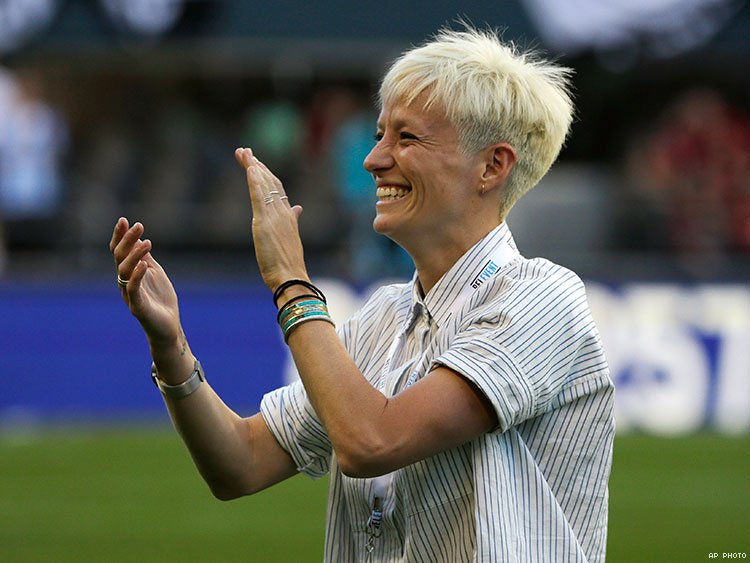 Megan Rapinoe: Teams Can't Win Without Gays