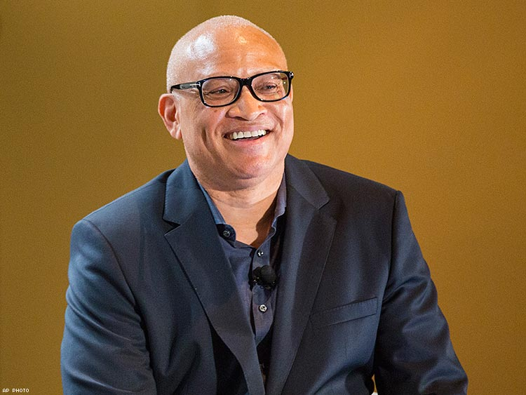 Saying Goodbye to Larry Wilmore, a Voice of Advocacy in Late-Night TV