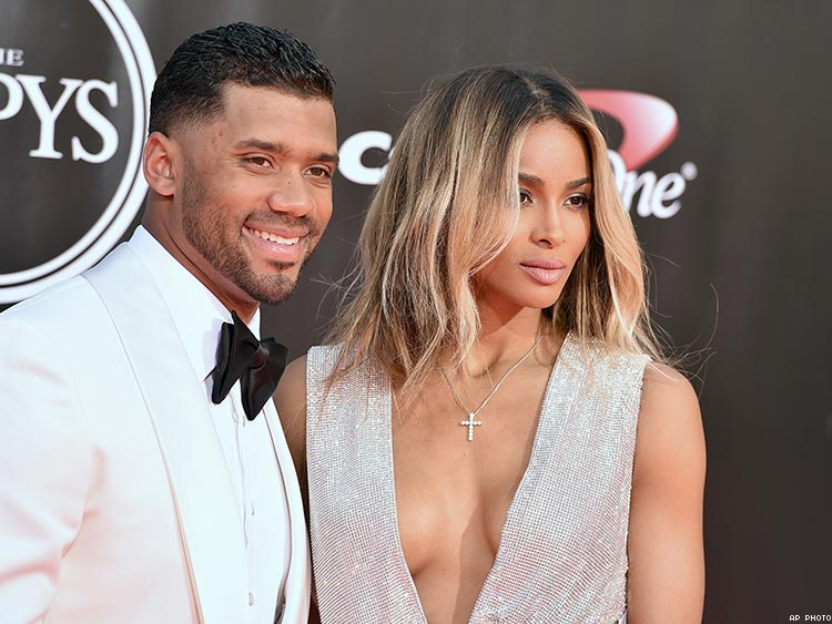 Russell Wilson and Ciara Moved Wedding from N.C. in Protest of HB 2