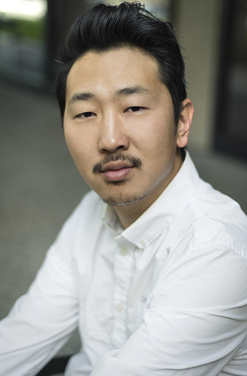 Andrew Ahn Photo By Mitch Dao