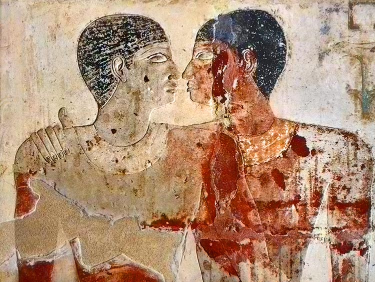 52 Queer Gods Who Ruled Ancient History