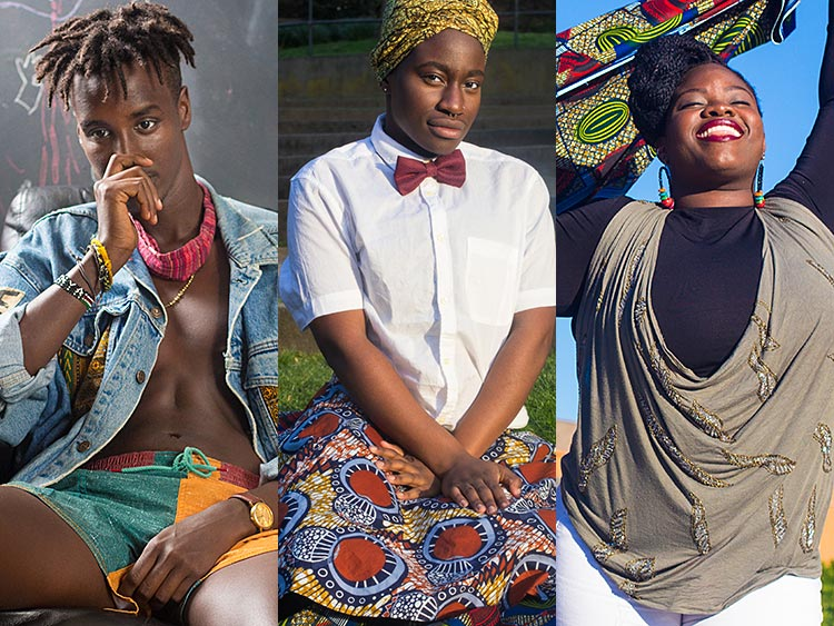 LGBTQ Africans Maintain Their Identity Through Style