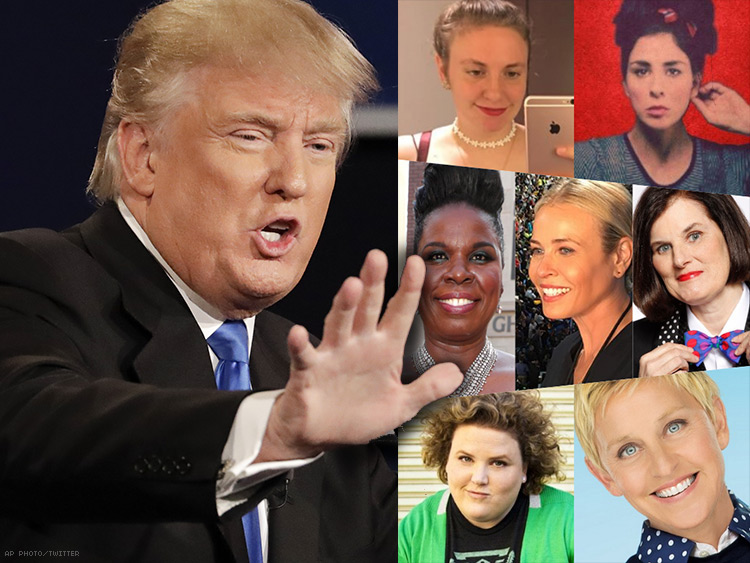 7-funny-women-respond-to-donald-trumps-debate-performance