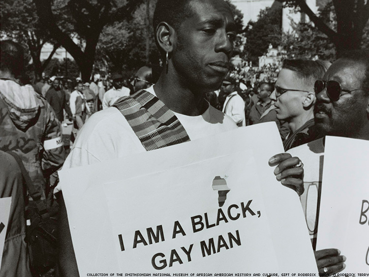 A Look At LGBT Black Life in the National Museum Of African-American History and Culture