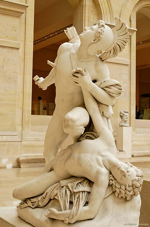 ancient rome erotica about gay