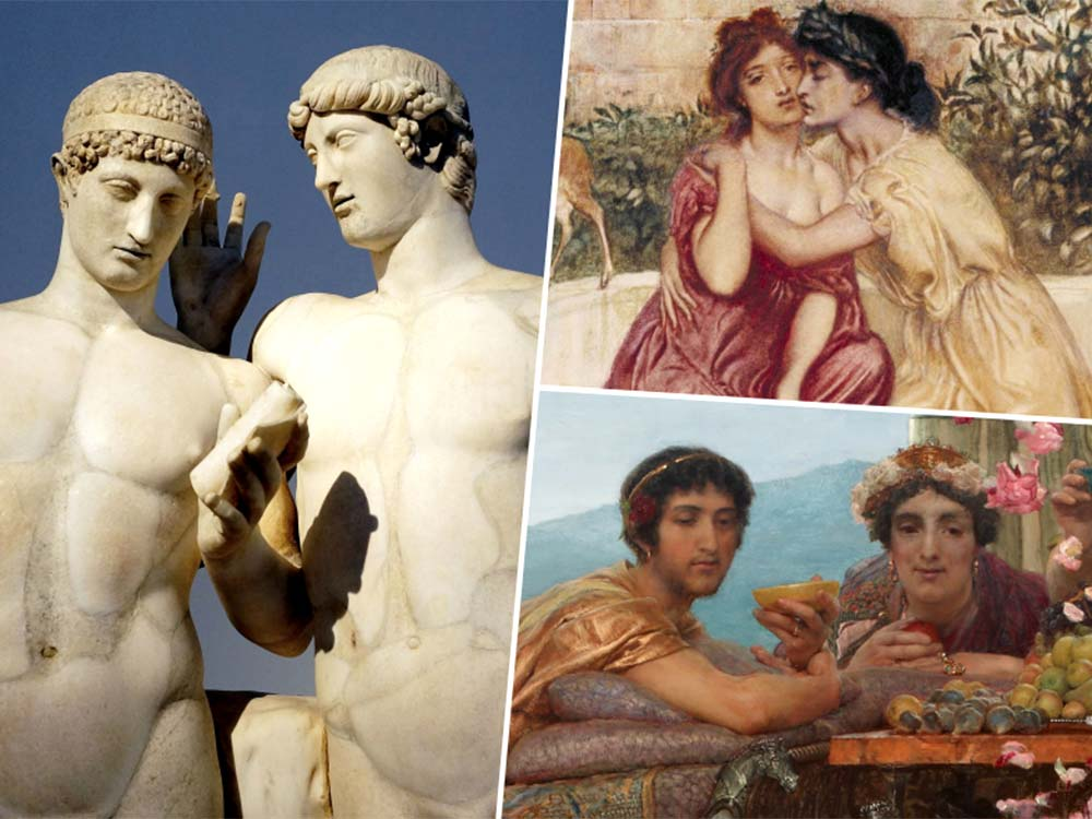 Love and ancient greece