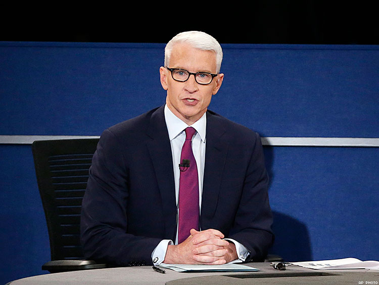 Brace Yourself for More Homophobic Attacks on Anderson Cooper