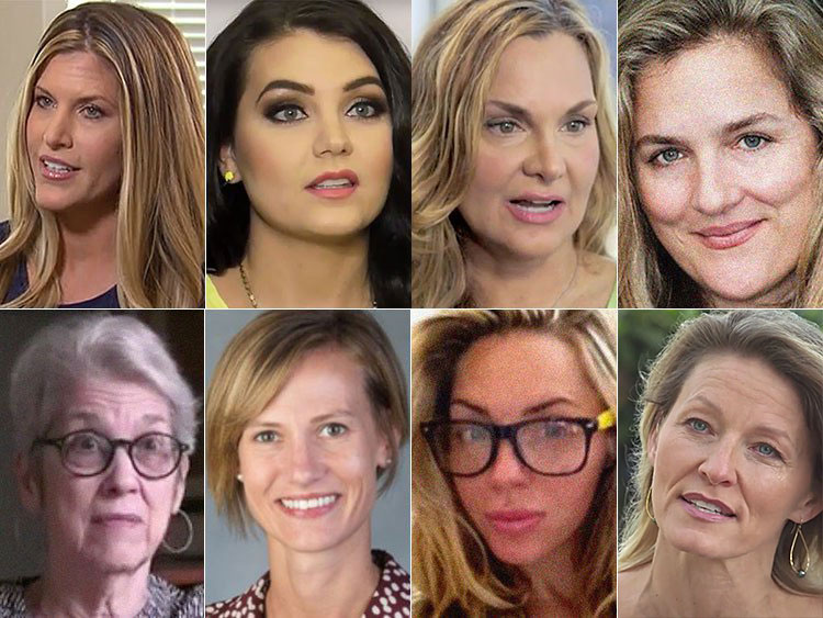 9 trump accusers