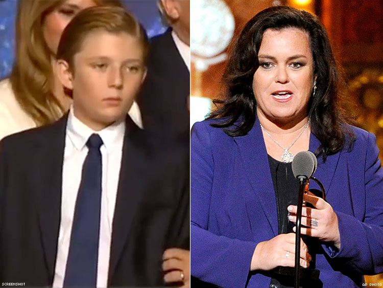 Rosie O'Donnell Shares Daughter's HFA Autism Diagnosis; Melania Trump threatens lawsuit