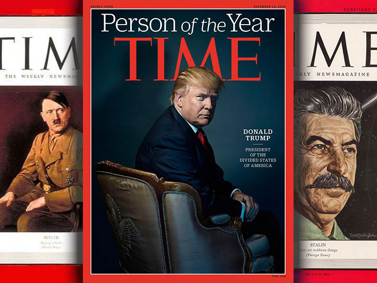 time person of the year controversy
