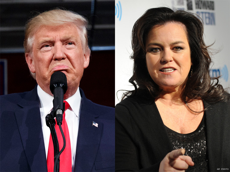 Rosie O'Donnell off the rails? 'Lock Trump up as crazy'