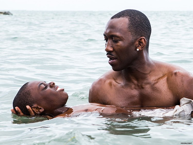 Is moonlight about being gay