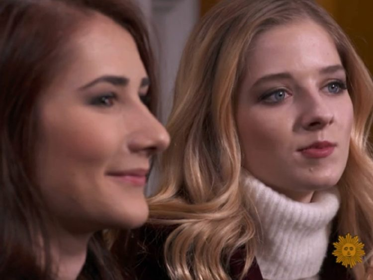 Juliet and Jackie Evancho