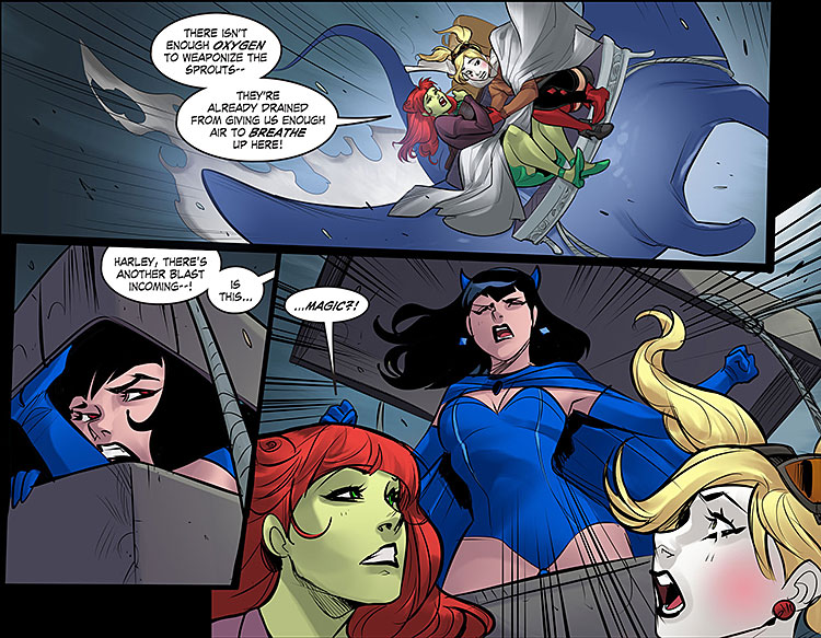 Bombshells Issue 79 Page 9x750