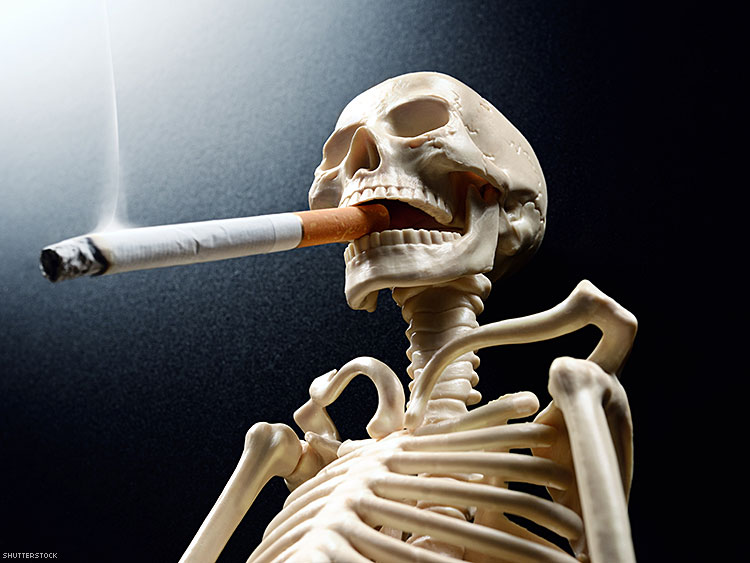 We Owe It to Ourselves to Be Tobacco Free