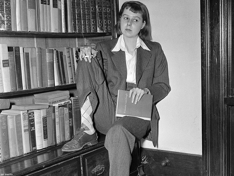 Women Who Paved the Way: Author Carson McCullers