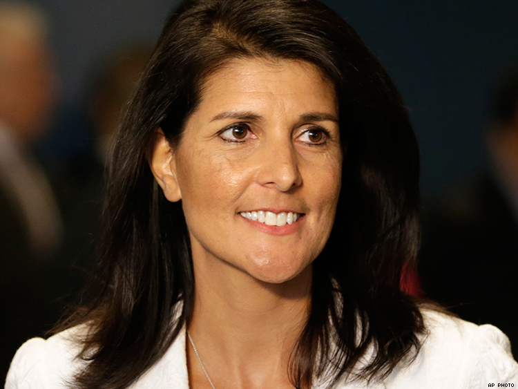 The Curious Case of Nikki Haley