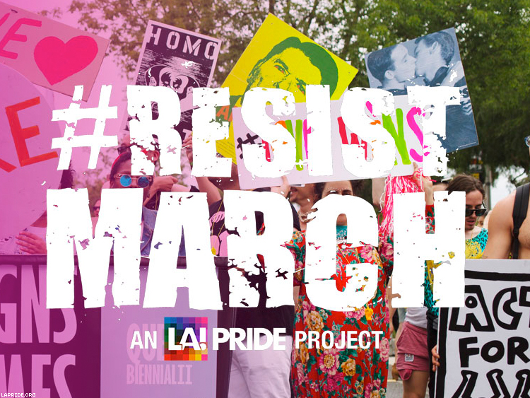 We Resist the #Resist March