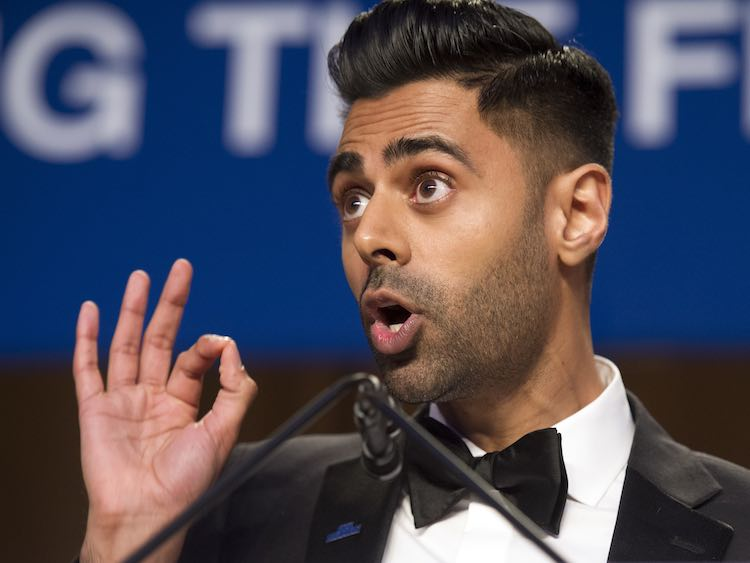 Davis-born Hasan Minhaj roasts Trump at White House correspondents' dinner