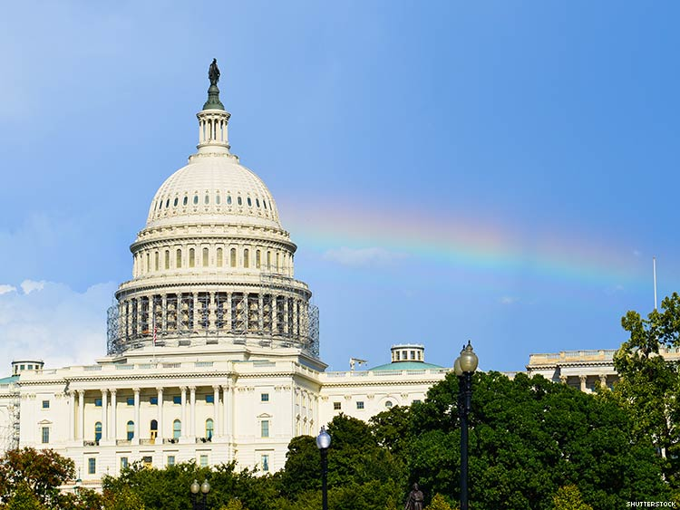 Democrats Reintroduce LGBT Protections Bill Equality Act