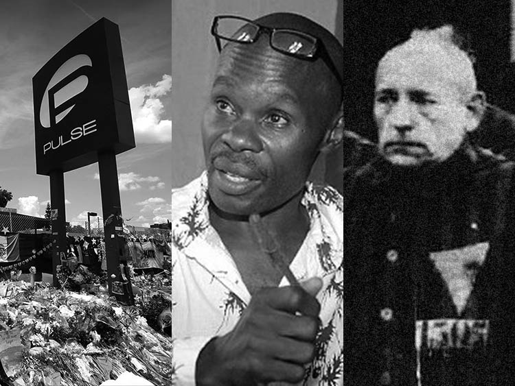 18 of History's Worst Mass Killings of LGBT People