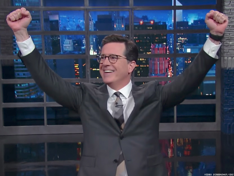 colbert sex personals Years ago, stephen colbert and david cross briefly worked together writing sketches for the dana carvey show only, the arrested development star remembers this time much more fondly than.