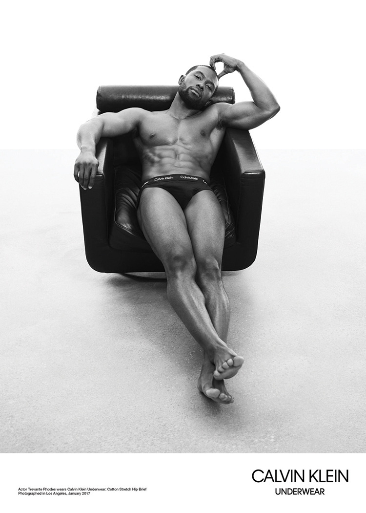 sexual objectification of black men, from mapplethorpe to calvin klein