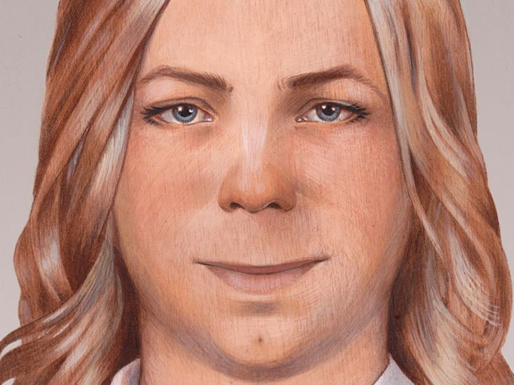 "Chelsea Manning Publishes First Post-Prison Portrait: ""Hello World"""