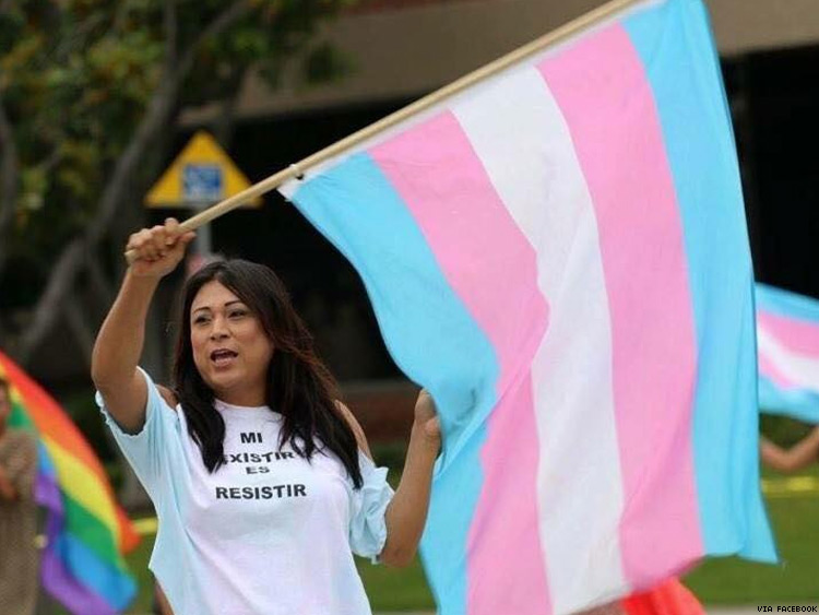 To Be a Trans Woman of Color and Disruptor in the Trump Era