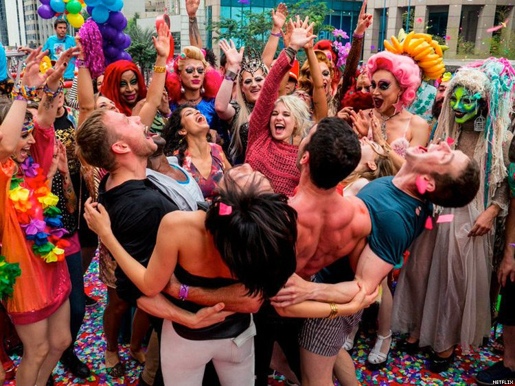 Netflix cancels sci-fi series 'Sense 8' after 2 seasons