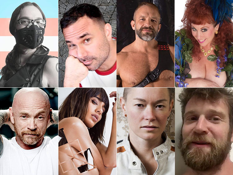 18 LGBT Adult Film Stars Who Are Also Huge Activists