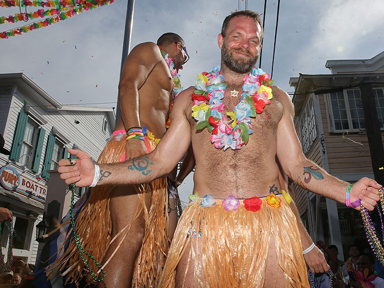 109 Photos of Pride and Debauchery in Key West
