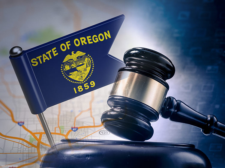 Oregon law