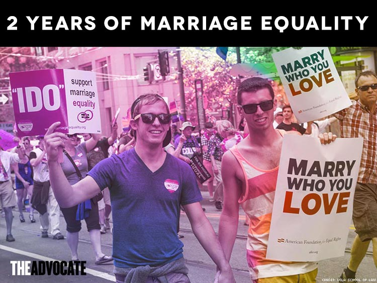Why June 26 Is a Momentous Day for LGBT Equality – Advocate.com