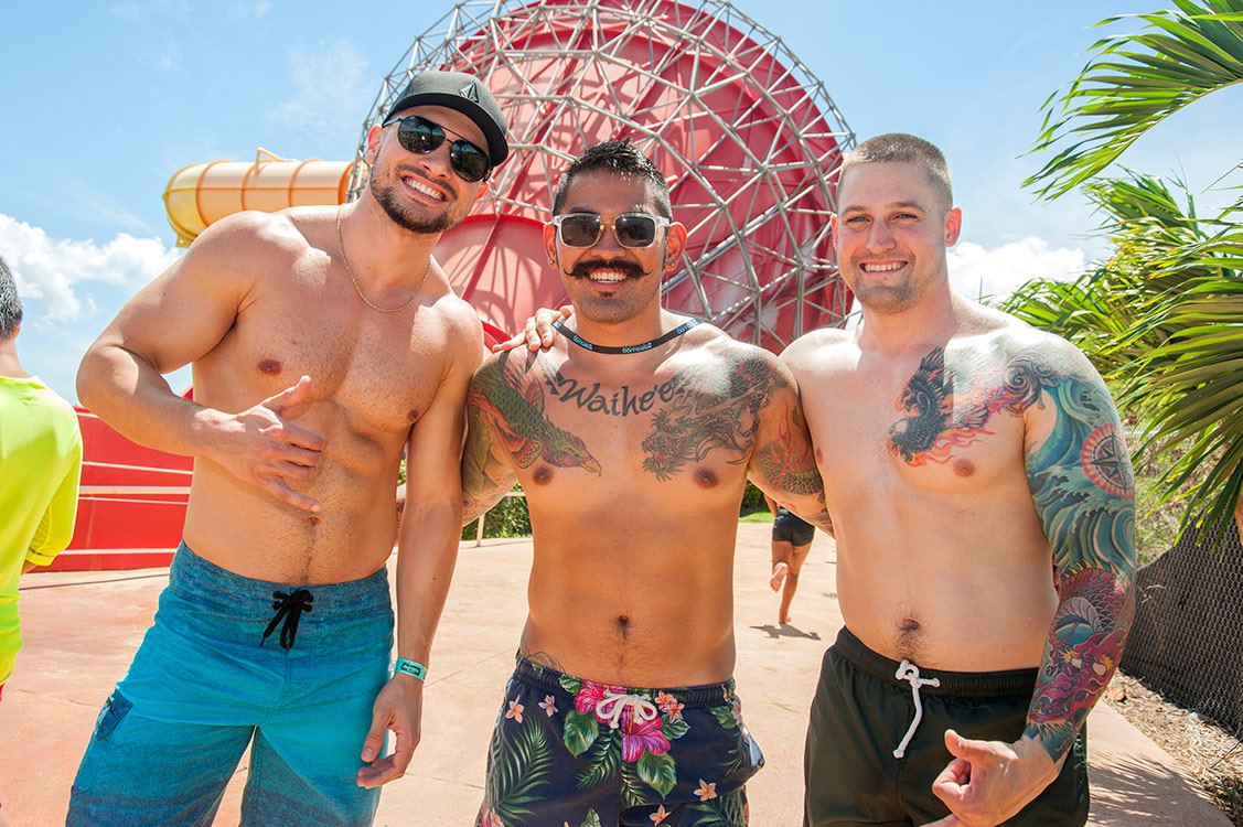 This annual Pride event brings the LGBT community together for fun and frolic. Read more below.