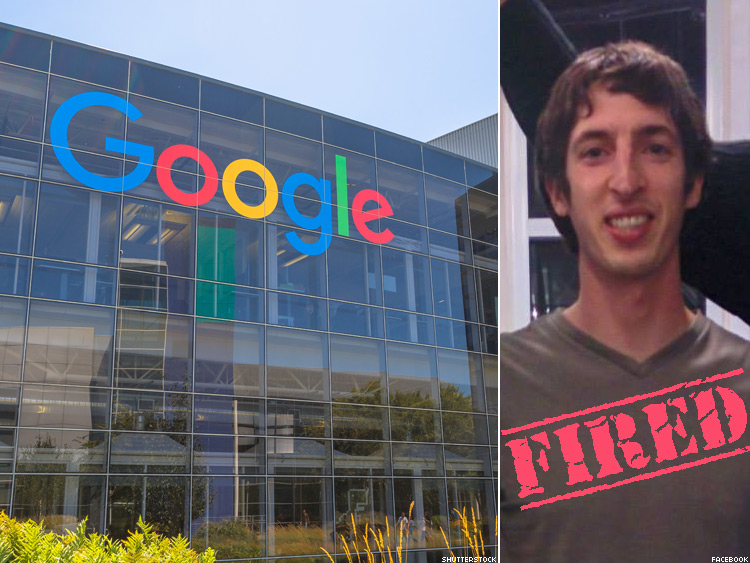 Google Employee Fired For 10 Page Sexist Manifesto
