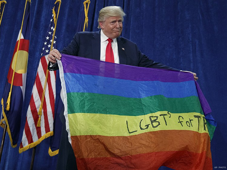 Report: Trump to Rescind LGBT Protections in Obamacare